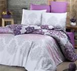 Комплект постельного белья Victoria «Maderia» Евро (4 наволочки), жаккардовый сатин