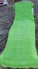 Рушник пляжний Art of Sultana Green 75х200см, з кишенею для шезлонга