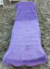 Полотенце пляжное Art of Sultana Lilac 75х200см, с карманом для шезлонга