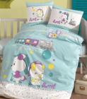 Детское постельное белье Belizza «Baby Sweet» для новорожденных, 100% хлопок
