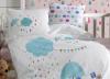 Дитяча постільна білизна Belizza «Happy Birthday» для новонароджених, 100% бавовна