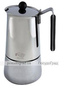Кофеварка гейзерная Bergner Robusta на 10 чашек