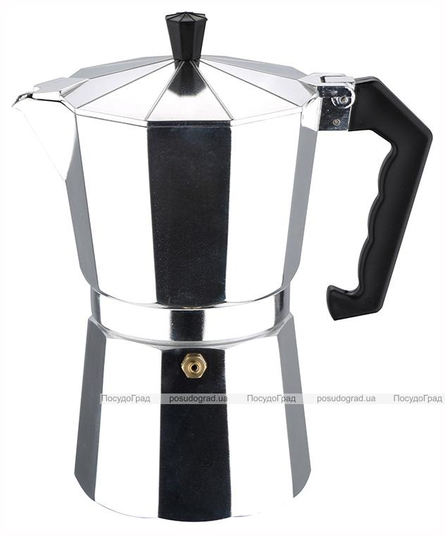 Кофеварка гейзерная Bergner Espresso на 9 чашек