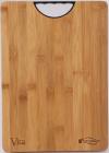 Дошка обробна Bergner San Ignacio Vita 35х25х3см бамбукова