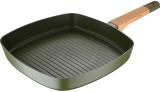 Сковорода-гриль San Ignacio Green Earth 28х28см індукційна з антипригарним покриттям, зелена