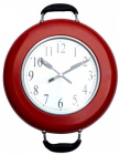 """Часы настенные """"Сковорода"""" 26х35х6см"""