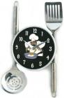 "Часы настенные ""Кухонные помощники"" 24х36.5х4.5см"