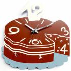 """Годинник настінний """"Торт"""" 29х30,5х4.5см"""