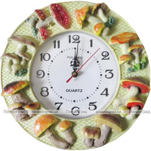"""Часы настенные """"Mushrooms"""""""