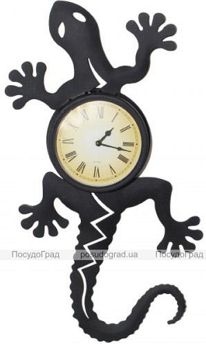 """Часы настенные """"Хамелеон"""" 54х28.5х5см"""