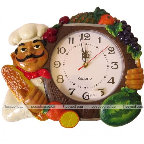 """Часы настенные """"Important Chef"""""""