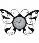 """Часы настенные """"Бабочка"""""""