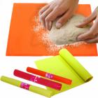 Силіконовий килимок-деко для тіста 42х30см