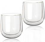 """Набір 2 склянки """"Дуо"""" 260мл з подвійними стінками"""