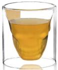 Стакан для виски «Череп» 200мл с двойными стенками