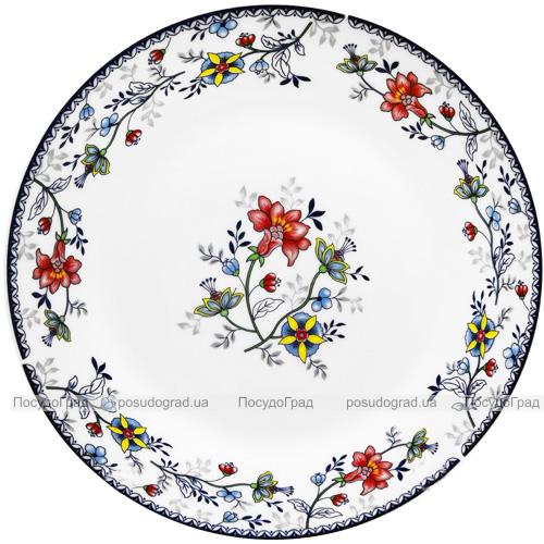 "Набір 6 обідніх тарілок ""Етно"" Ø23см"