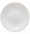 """Обеденная тарелка """"Глазурь"""" Ø24см, стеклокерамика"""