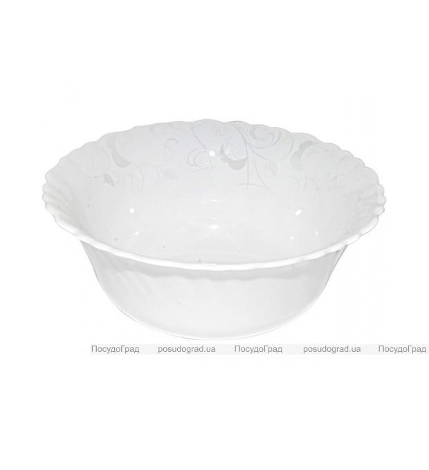 """Набор 6 салатников """"Глазурь"""" Ø18см, стеклокерамика"""