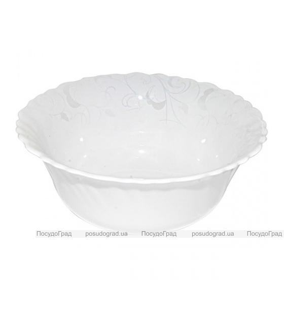 "Салатник ""Глазурь"" Ø20см, стеклокерамика"