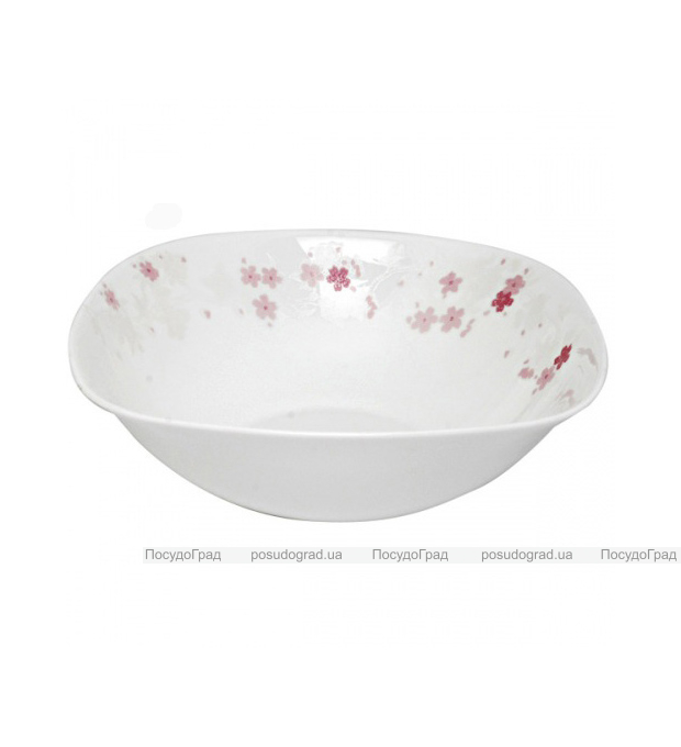 "Набор 6 пиал ""Цветы сакуры"" Ø12.5см, стеклокерамика"