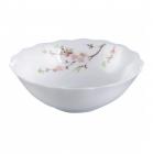 "Салатник (миска) ""Японская Вишня"" Ø18см, стеклокерамика"