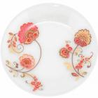 Набор 6 подставных тарелок Мальва Ø23см, стеклокерамика