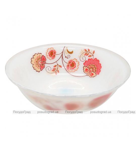 """Набор 6 тарелок для первого """"Мальва"""" Ø16см, стеклокерамика"""