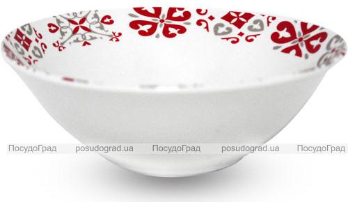 """Набор 6 салатников """"Изысканность"""" Ø18см, керамика"""