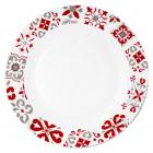 """Набор 6 десертных тарелок """"Изысканность"""" Ø20.5см, керамика"""
