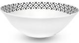 """Набор 6 салатников """"Нью"""" Ø18см, керамика"""