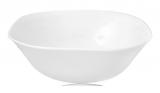 Набор 6 салатников Infinite Tenderness белые 17.5см, стеклокерамика