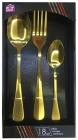 Набір столових приборів Golden Family Jamil 18 предметів на 6 персон