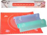 Коврик силиконовый BIG SIZE 65х45см с разметкой