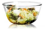 """Стеклянный салатник """"Сlarity"""" 2100мл"""