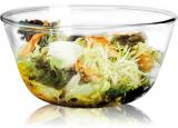 """Стеклянный салатник """"Сlarity"""" 2700мл"""