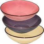 Набор 6 салатников Coloured Ceramics Ø17.5см