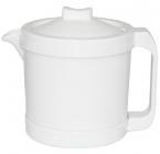 Чайник заварочный Infinite Tenderness белый 1000мл, стеклокерамика