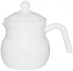 Чайник заварочный Infinite Tenderness белый 1500мл, стеклокерамика