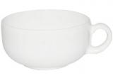 Набор 6 чашек Infinite Tenderness белые 350мл, стеклокерамика