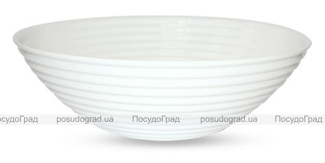"""Набір 6 салатників """"Грація"""" Ø18см, склокераміка"""