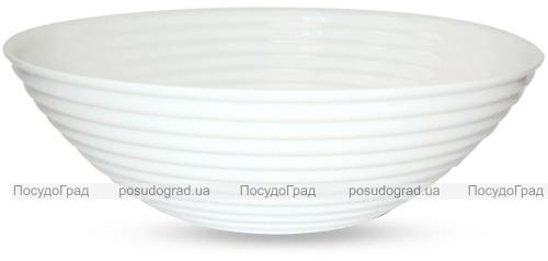 """Набор 6 салатников """"Грация"""" Ø24см, стеклокерамика"""