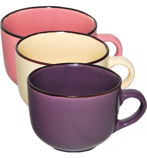 Кружка Coloured Ceramics 540мл