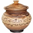Горшок для запекания Покутская Керамика Шляхтянская 1,8л