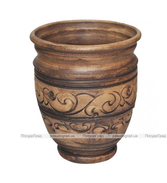 Стакан керамический Покутская Керамика Шляхтянская 400мл