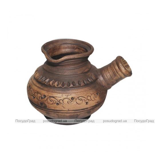 Турка керамическая Покутская Керамика Шляхтянская 280мл