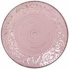 Набір 6 підставних тарілок Antique Pink Ø26.5см