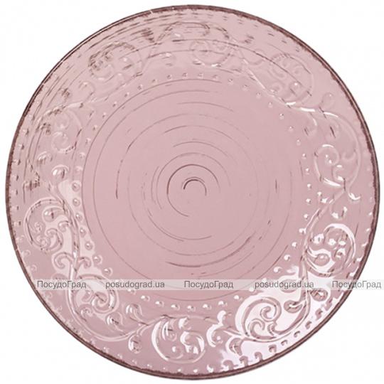 Набор 6 подставных тарелок Antique Pink Ø26.5см