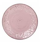 Набір 6 обідніх тарілок Antique Pink Ø20см