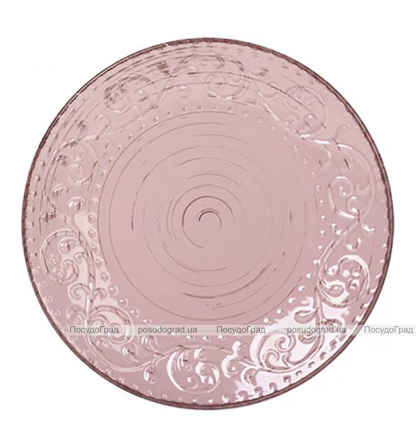 Набор 6 обеденных тарелок Antique Pink Ø20см