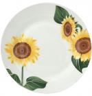 """Набір 6 підставних тарілок """"Соняшники"""" Ø26.5см"""